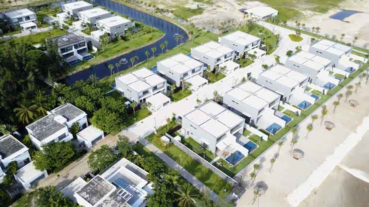EXTERIOR_BUILDING Beachfront Villa Sanctuary Ho Tram