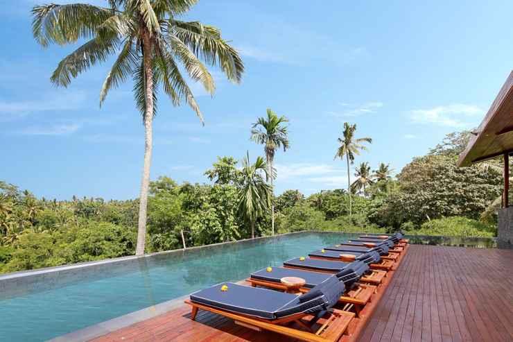 SWIMMING_POOL Kaamala Resort Ubud