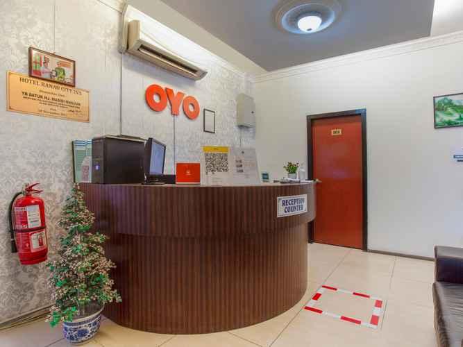 LOBBY Ranau City Inn