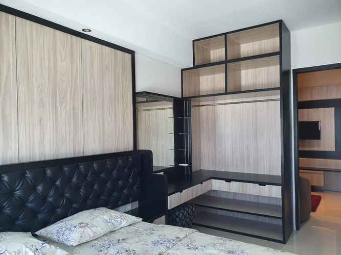 BEDROOM Pelita Apartment 1 BR Borneo Bay Balikpapan