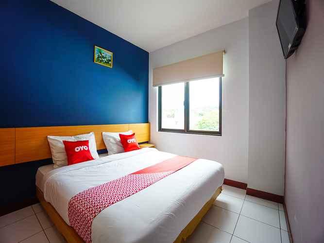 BEDROOM OYO 2515 D'karombasan Hotel