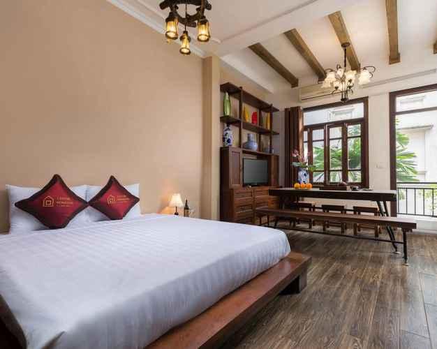 BEDROOM Zo Hotels Yên Phụ