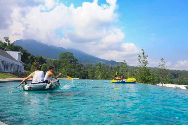 Leuweung Geledegan Ecolodge Bogor Low Rates 2020 Traveloka