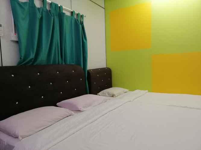 BEDROOM Musafir Transit Hotel