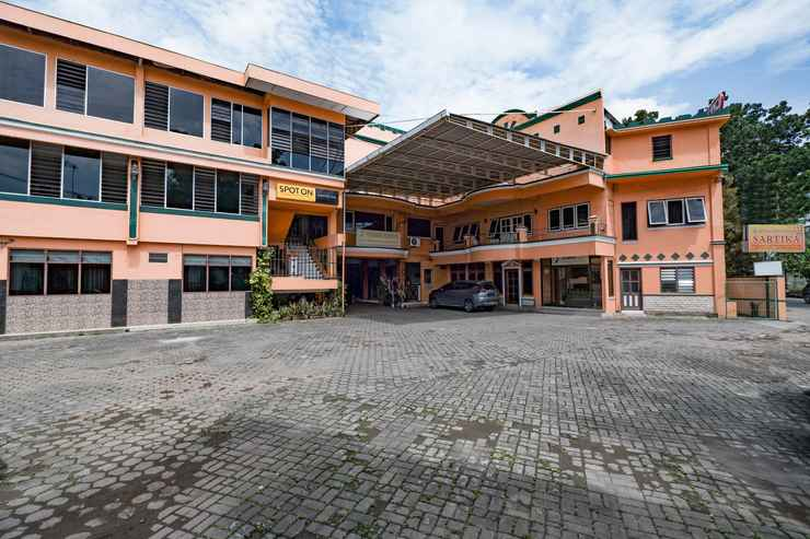 EXTERIOR_BUILDING SPOT ON 2865 Sartika Inn Pati