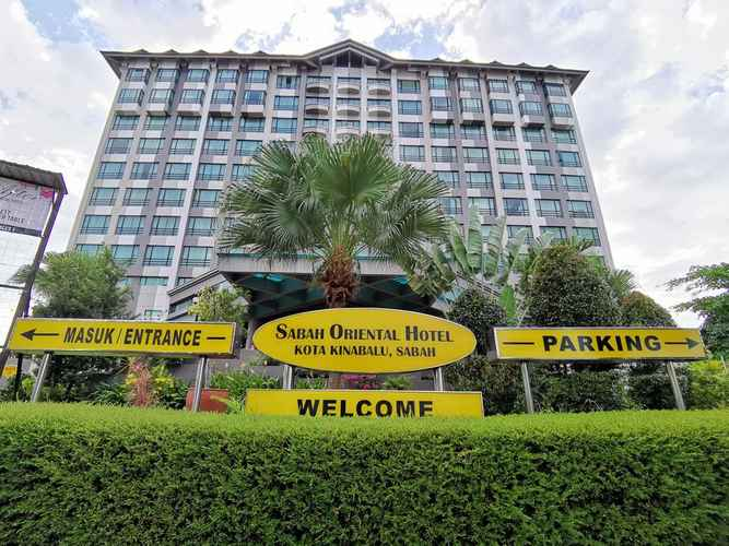 EXTERIOR_BUILDING Sabah Oriental Hotel