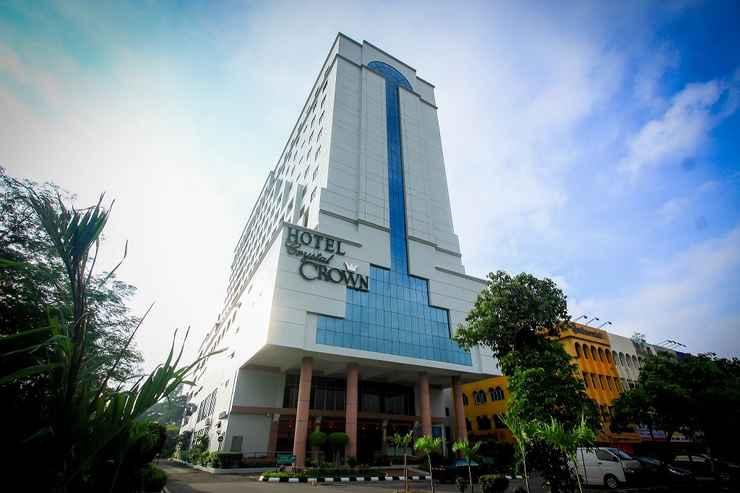 EXTERIOR_BUILDING Crystal Crown Hotel Harbour View Port Klang