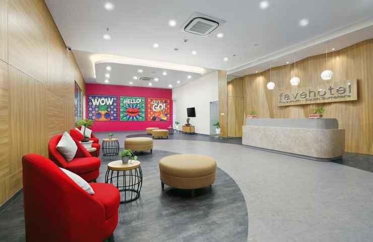 LOBBY favehotel Prabumulih