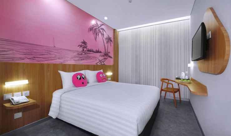 BEDROOM favehotel Prabumulih