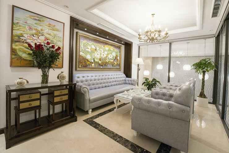 LOBBY Hong Gia Tue Apartment