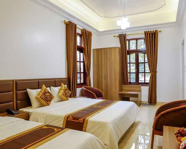 BEDROOM Khách sạn Vạn Xuân Royal