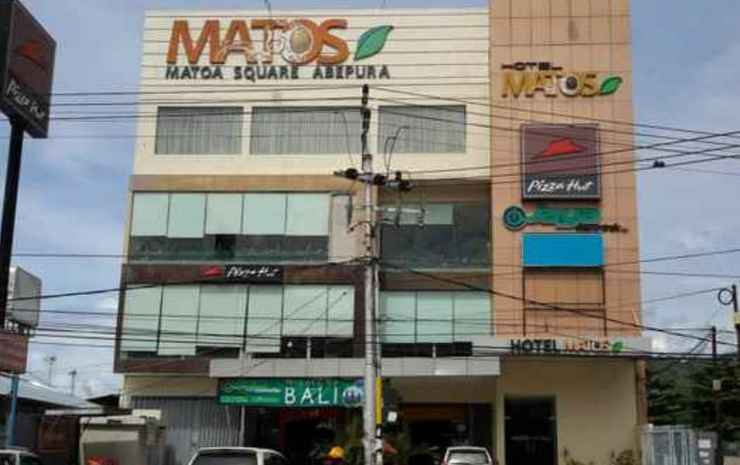 Hotel Matos Jayapura -