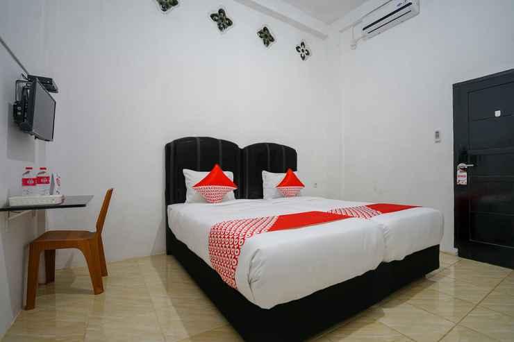 BEDROOM OYO 2722 Lemon Residence Prabumulih Syariah
