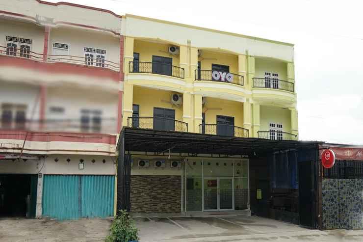 EXTERIOR_BUILDING OYO 2722 Lemon Residence Prabumulih Syariah