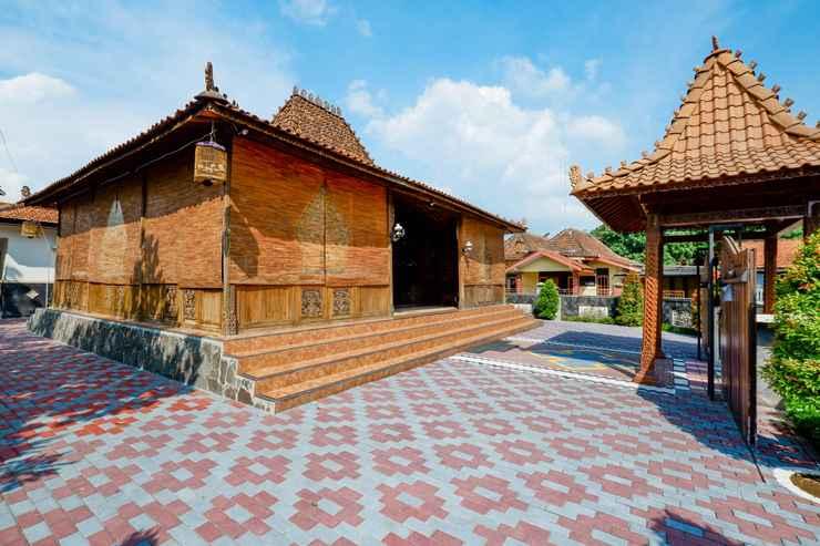EXTERIOR_BUILDING OYO 2327 Pagsis Village
