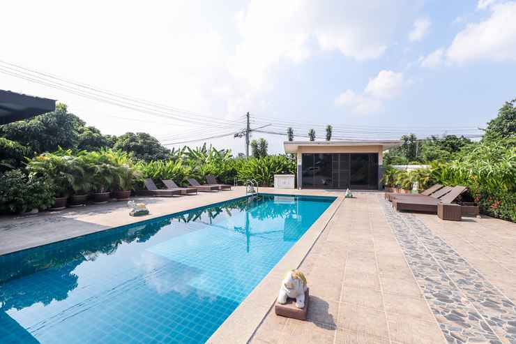 SWIMMING_POOL Relax Garden House