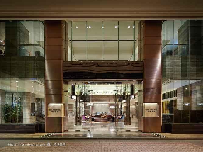EXTERIOR_BUILDING Royal Plaza Hotel