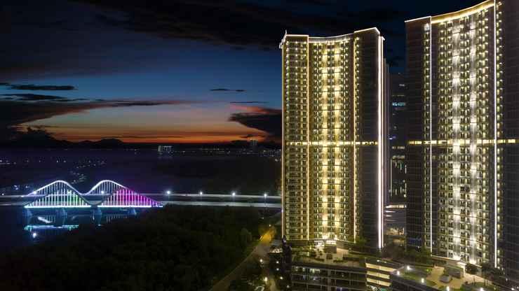 EXTERIOR_BUILDING Oakwood Apartments PIK Jakarta (Pantai Indah Kapuk)