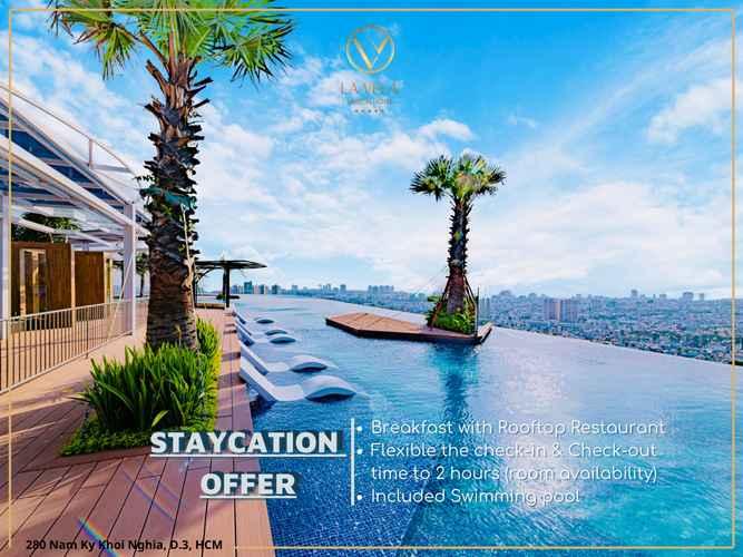 SWIMMING_POOL La Vela Saigon Hotel