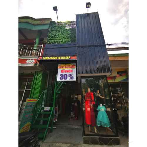 EXTERIOR_BUILDING Sewa Kamar in Cilacap Syariah