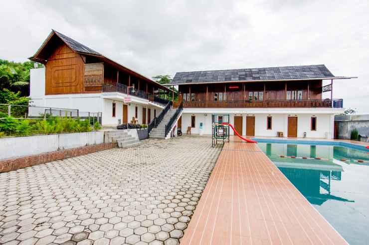 EXTERIOR_BUILDING OYO 3087 Putri Sriwijaya Hotel & Resort Syariah