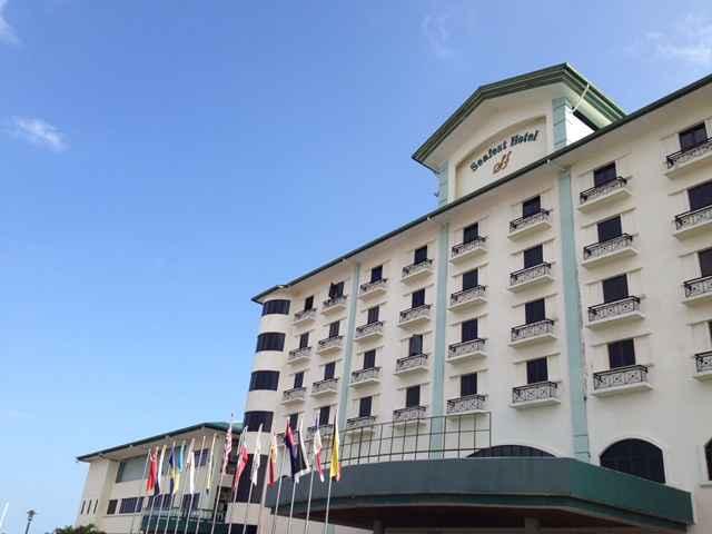 EXTERIOR_BUILDING Seafest Hotel Semporna