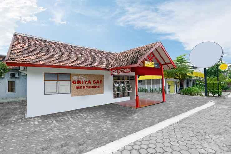 EXTERIOR_BUILDING SPOT ON 3075 Griya Sae Residence