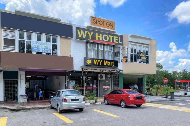 EXTERIOR_BUILDING Wy Hotel