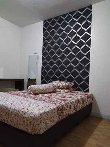 BEDROOM Gateway Cicadas Apartment by ED