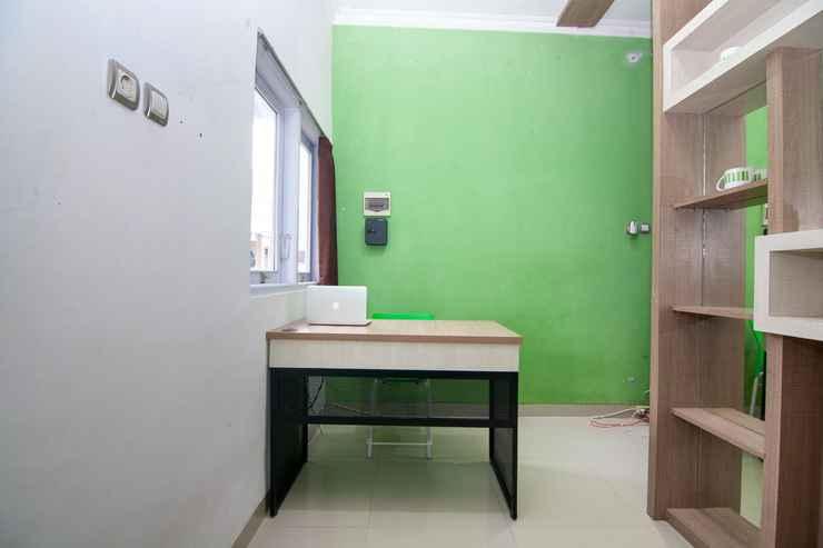 LOBBY OYO 2808 D'residence Syariah
