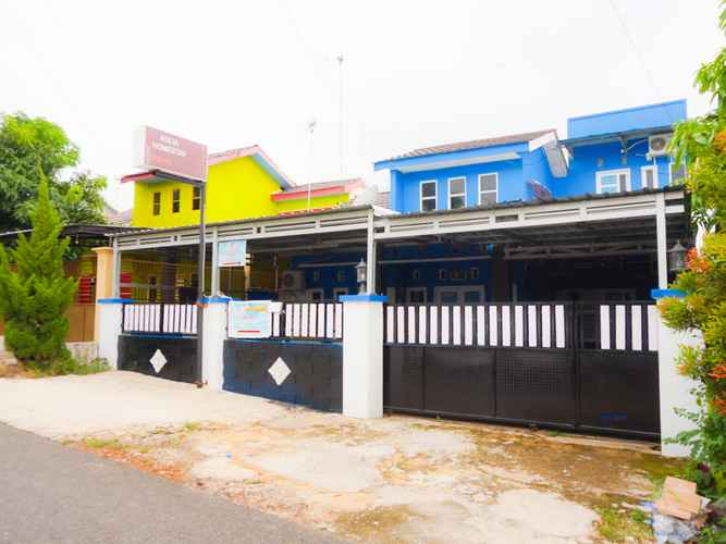 EXTERIOR_BUILDING OYO 2954 Aulia Residence
