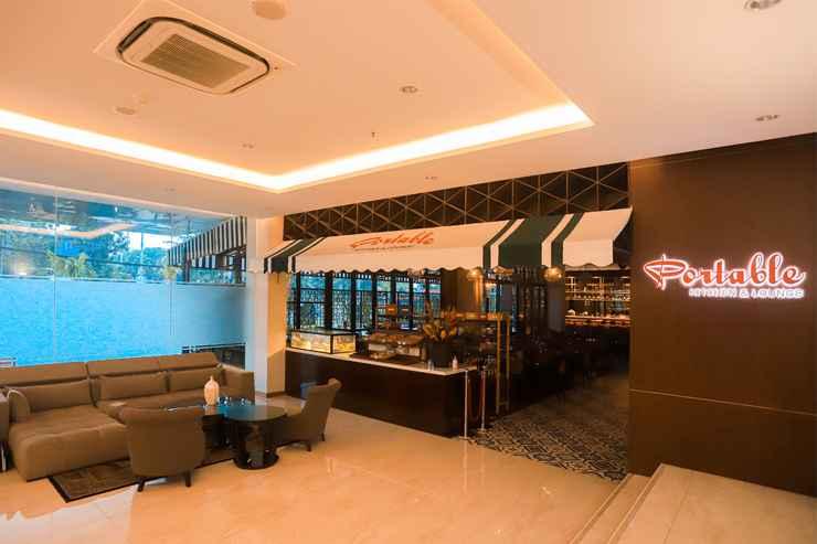 LOBBY Leisure Inn Arion Hotel