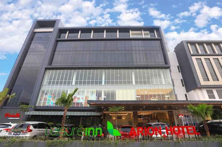 EXTERIOR_BUILDING Leisure Inn Arion Hotel