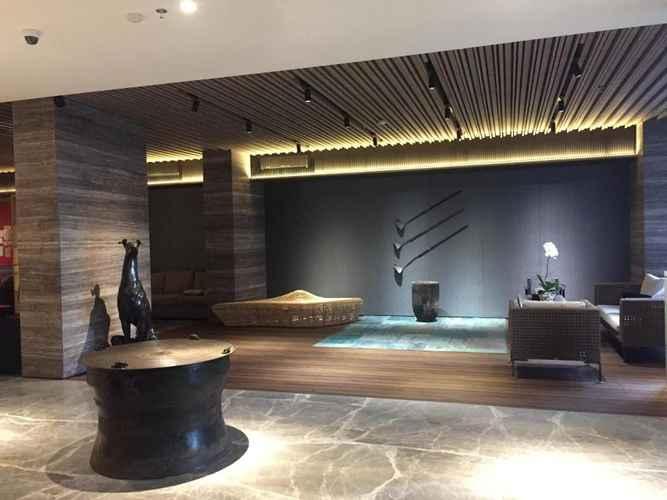 LOBBY Nginap Jogja Apartemen Uttara (Best View of Merapi)