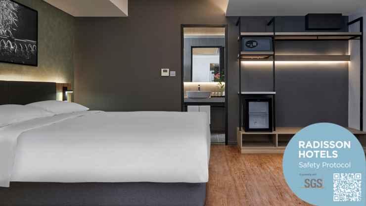 BEDROOM Park Inn by Radisson Hotel Putrajaya