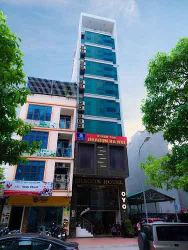 EXTERIOR_BUILDING 191 Dragon Hotel Hanoi
