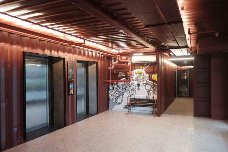 LOBBY Qubika Boutique Hotel