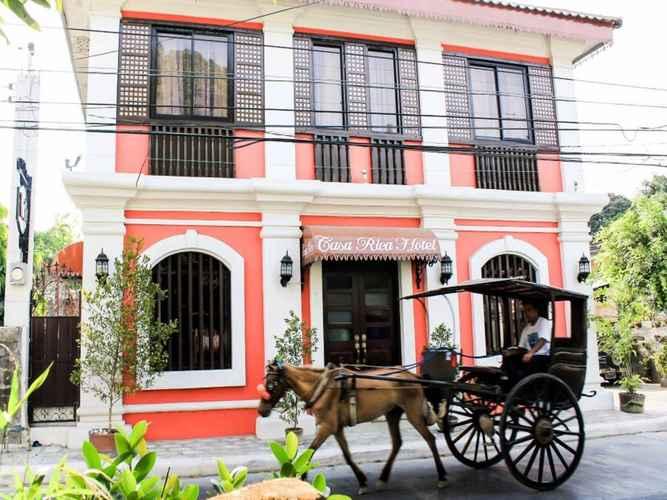 EXTERIOR_BUILDING Casa Rica Hotel