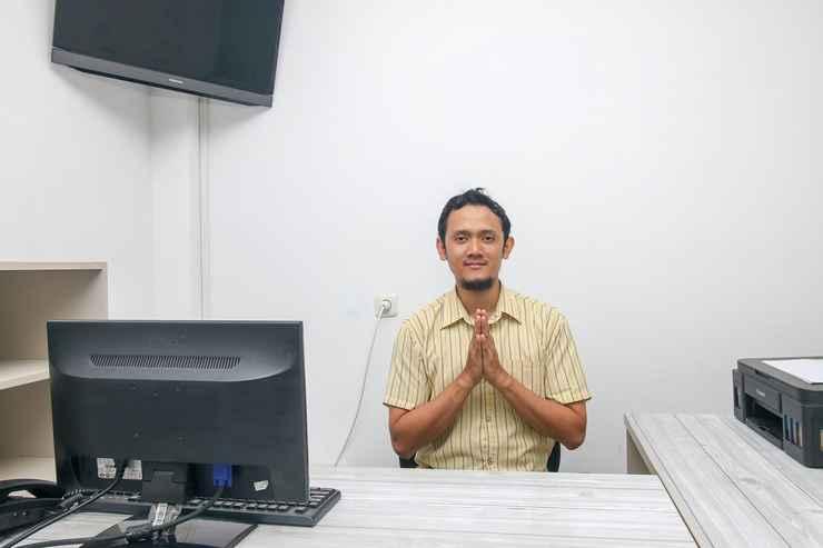 LOBBY Airy Eco Kemayoran Angkasa 32 Jakarta