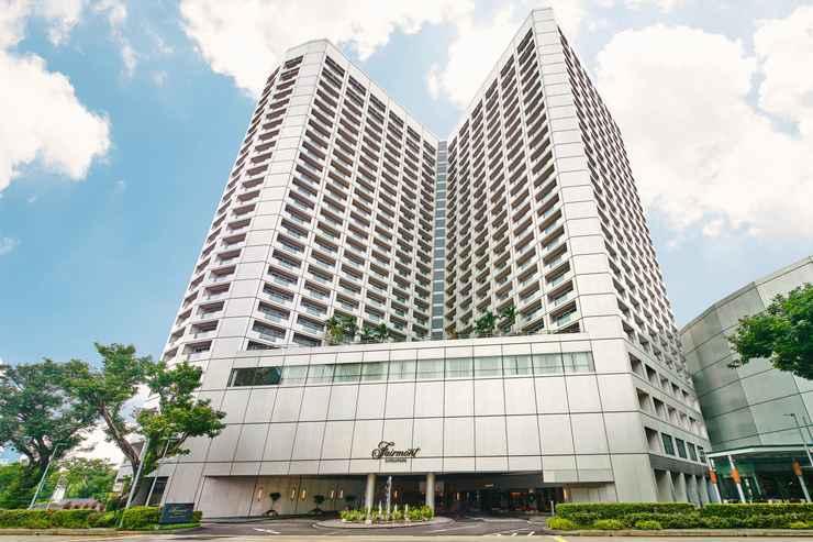 EXTERIOR_BUILDING Fairmont Singapore
