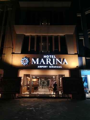 EXTERIOR_BUILDING Hotel Marina Airport Semarang