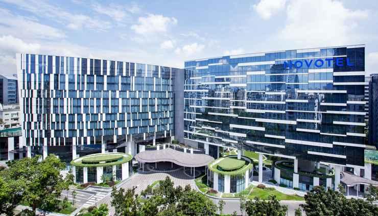 EXTERIOR_BUILDING Novotel Singapore on Stevens