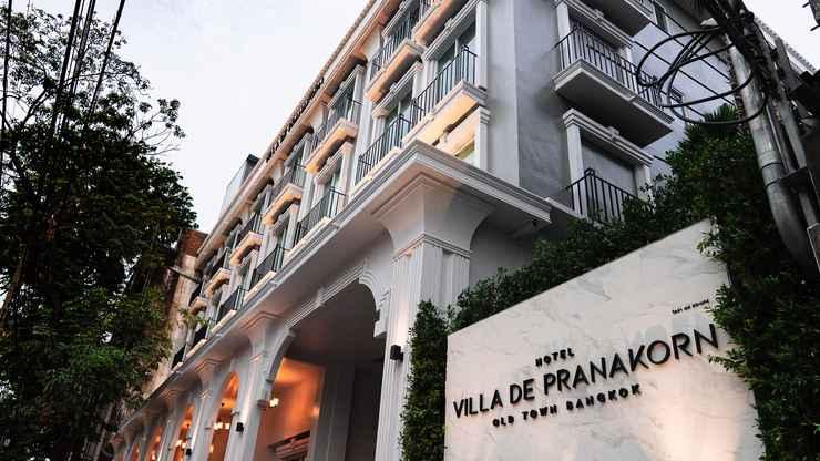 EXTERIOR_BUILDING Villa De Pranakorn – Relais & Chateaux
