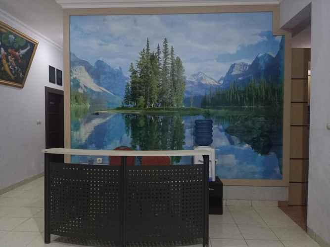 LOBBY OYO 3293 Sulthan Ix Guest House