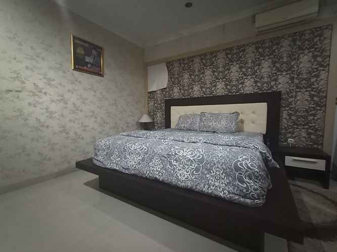 BEDROOM OYO 3293 Sulthan Ix Guest House