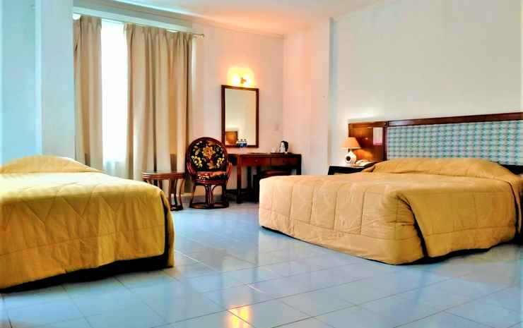 RR Wisata Indah Hotel Sibolga - Deluxe Family Sea View