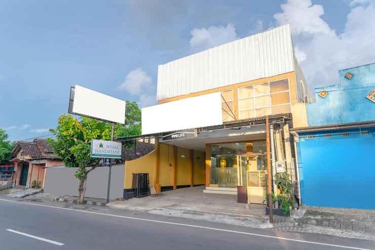EXTERIOR_BUILDING OYO 3003 Wisma Handayani