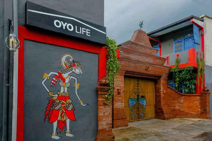 EXTERIOR_BUILDING OYO Life 2615 Menik Jaya Margobawero