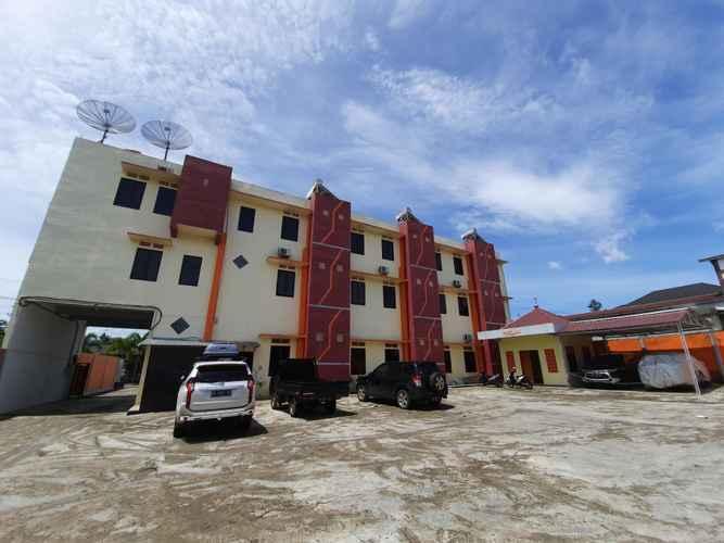EXTERIOR_BUILDING OYO 3373 Favour Hotel