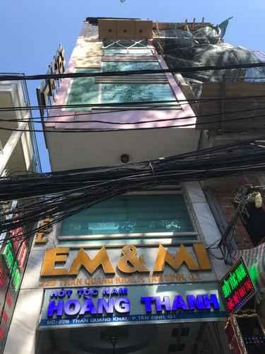 EXTERIOR_BUILDING Em&Mi Hotel